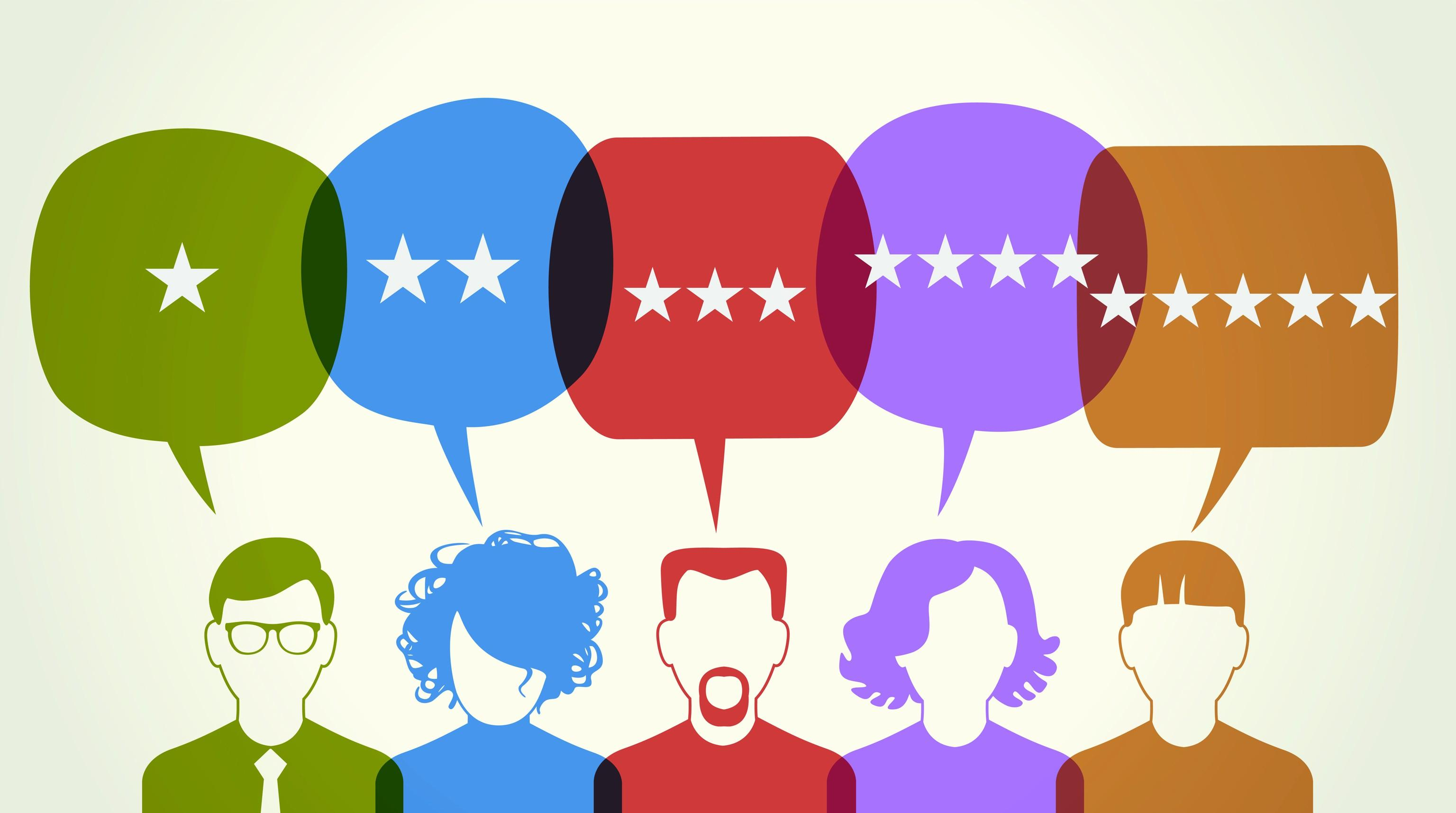 Leverage the Power of Customer Reviews
